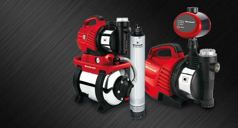 mejores bombas de agua electricas