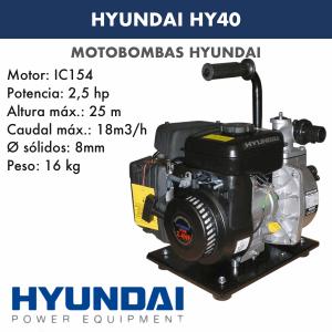 Hyundai HY 40